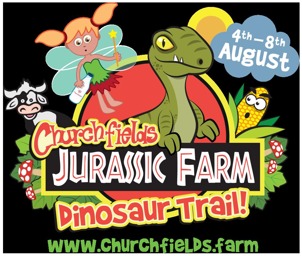 Jurassic Farm logo updated