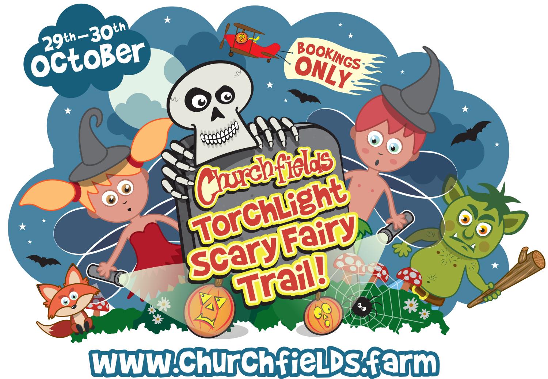 Torchlight Scary Fairy logo