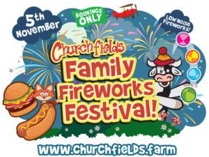 Family Fireworks Festival logo