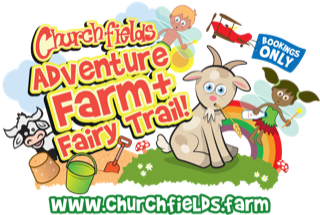 Adventure Farm Barn& Fairy Trail logo
