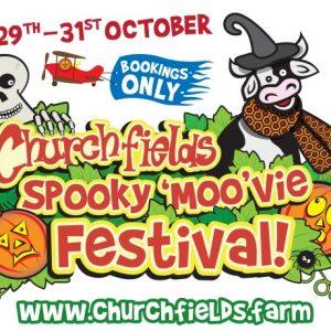 Spooky Moovie Festival